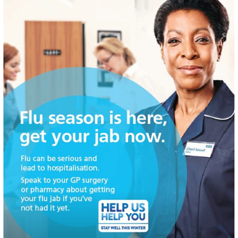 Public urged to act fast to avoid festive flu